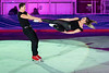 Eisgala 2019 elco Eislaufclub Olten mit Alexandra Herbriková und Nicolas Roulet SUI