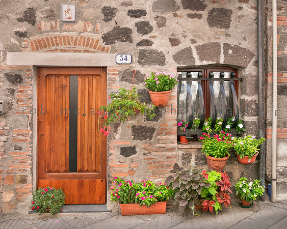 34 Via Roma , Radicofani , Tuscany