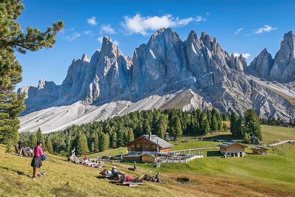 Refugio delle Odle , St. Magdalena , Bolzano