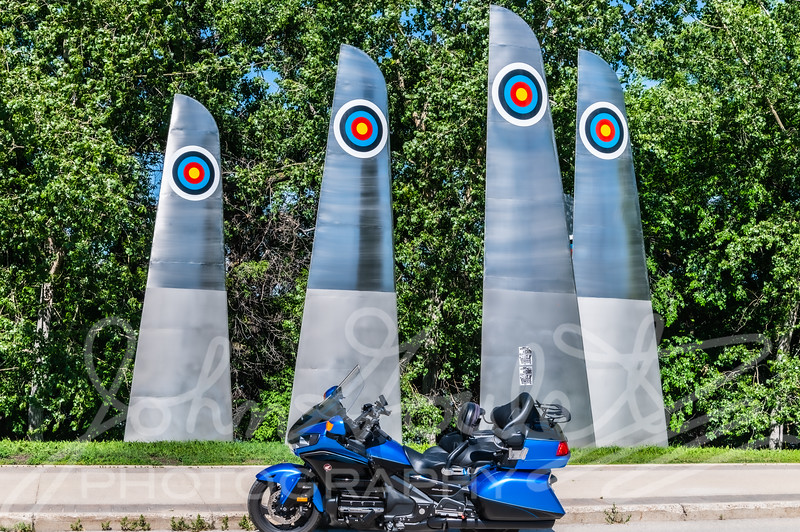 John S Goulet's Manitoba Staycation Motorcycle Tour