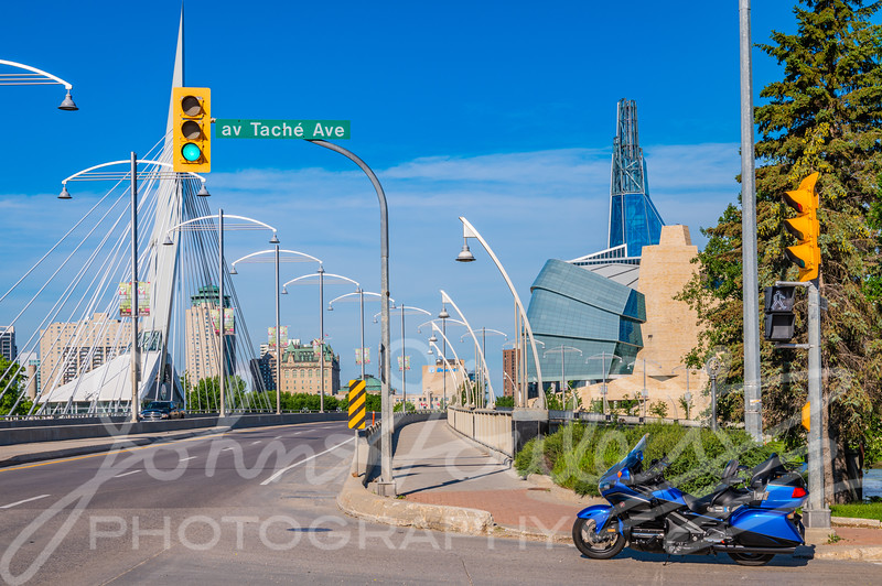 Manitoba Staycation Motorcycle Tour 2020