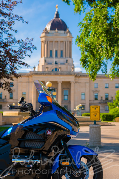 Honda GL1800 GoldWing in Manitoba