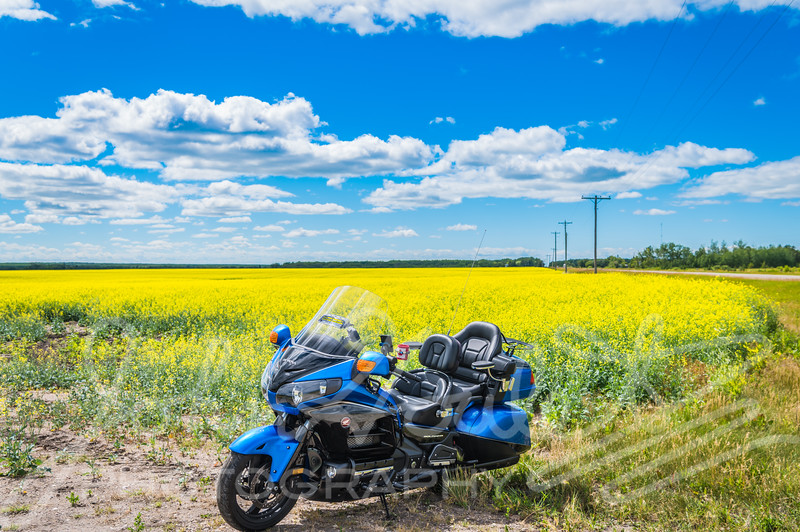 Manitoba by Motorcyle Staycation 2020