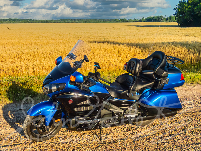 Manitoba by Motorcycle Tour 2020 Honda Gold Wing