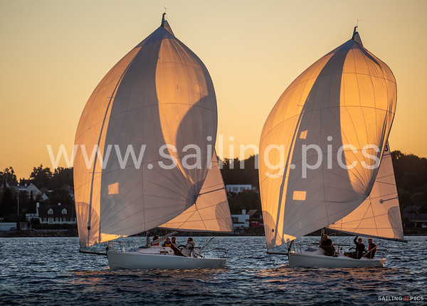 J80 regatta (Tuesday Race), Nivå/Rungsted - 08SEP2020