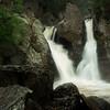Late autumn at Bash Bish Falls, Mount Washington, MA