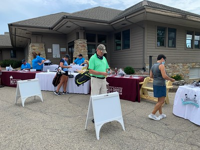 2020 UWL Alumni Golf Outing Cedar Creek 250