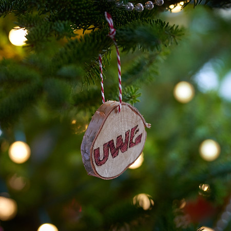 2020 UWL Holiday Ornament 1