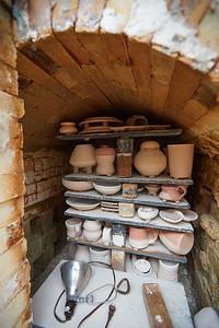 2020 UWL Art Ceramics Woodfired Kiln 0038