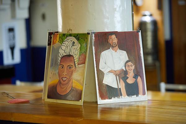2020 UWL Jennifer Williams Art Painting Business Owners COVID19 6