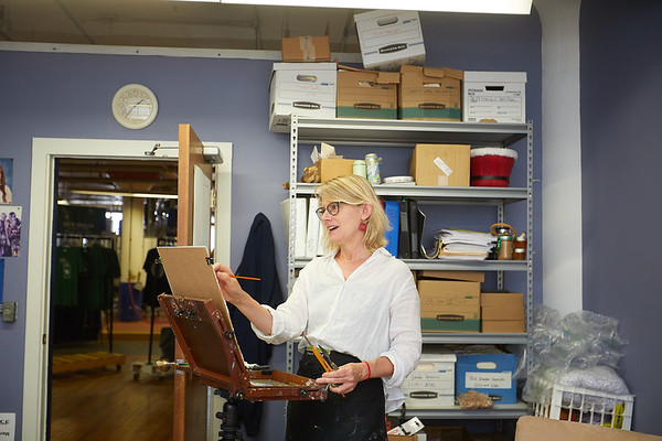2020 UWL Jennifer Williams Art Painting Business Owners COVID19 1