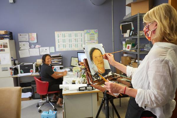 2020 UWL Jennifer Williams Art Painting Business Owners COVID19 12