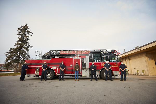 2020 UWL John Kovari Community Fire EMS Collaboration 0001