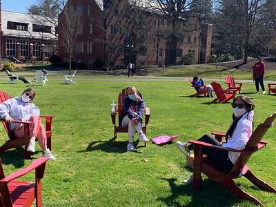 Spring Semester Begins on Campus