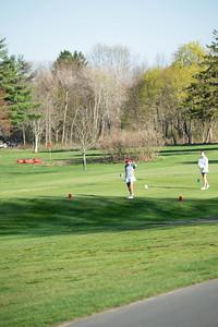 Girls' Varsity Golf v Westminster