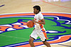 Florida Gators guard Tyree Appleby (22) rushes up court as the Florida Gators mens basketball team hosted the South Carolina Gamecocks at Exacteh Arena in Gainesville, Florida.  February 3rd, 2021. Gator Country Photo by David Bowie.