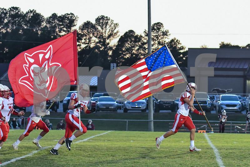 Atkins  vs Perryville Mustangs