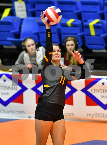 .AAA 3 A State Volleyball Finals Mansfield vs Lavaca