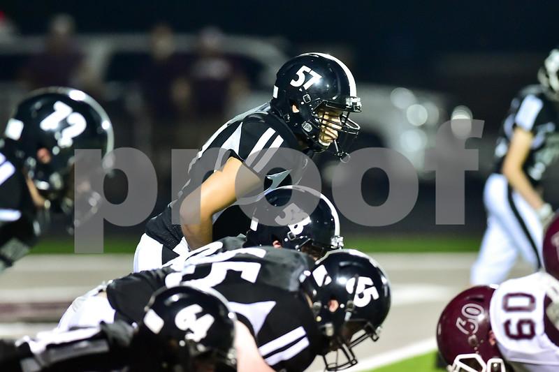 Bigelow Panthers vs Perryville Mustangs