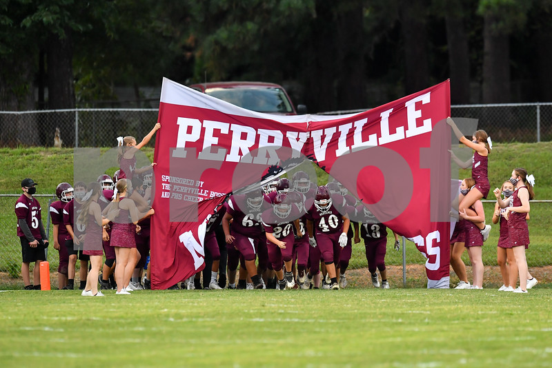 Jr Booneville vs Jr Perryville Mustangs