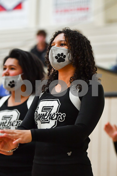 South Side @ Bigelow.The basketball  game was played at the Bigelow Panthers high school gym