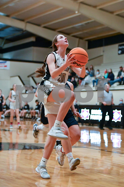 Conway Christian @ Bigelow.The basketball  game was played at the Bigelow high school gym.