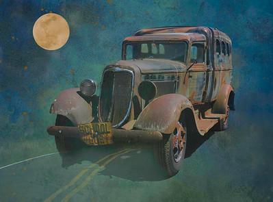 By the Light of the Moon - Pam Bredin - PSA Score 8