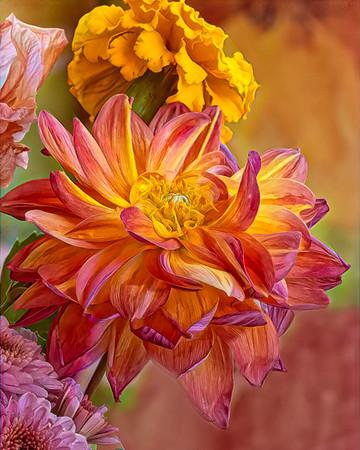A Gift of Flowers - PSA Score 6