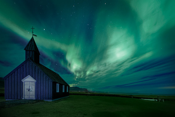 Northern Lights - PSA Score 12