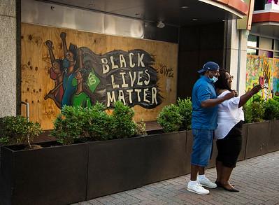 Black Lives Matter-Lorraine Shannon