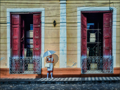 2. Bus Stop Cuba - PSA Score 9
