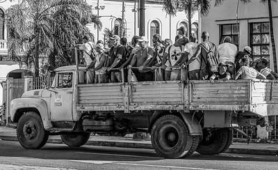 Havana Transportation-Jim Howard PSA Score 10
