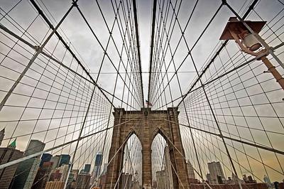 Brooklyn Bridge-Marc Bernstein PSA Score 11