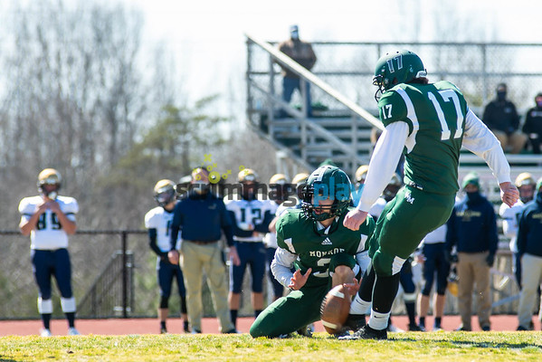 William Monroe versus Skyline football 2021