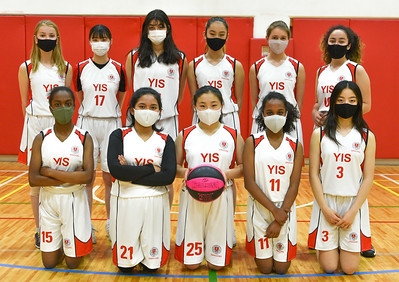 Middle School Girls Basketball, Team A