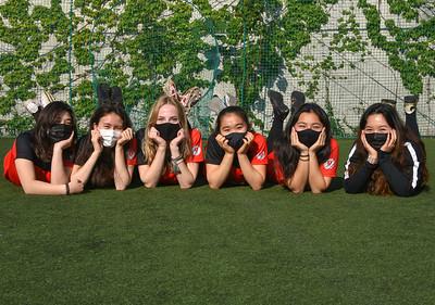 Senior Soccer Dragons