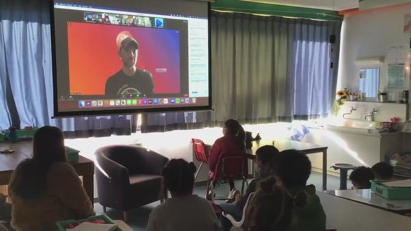 Video Conference - parachute designer