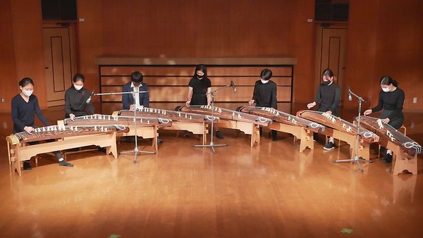 Gr. 9 Koto Ensemble - Okoto Performance