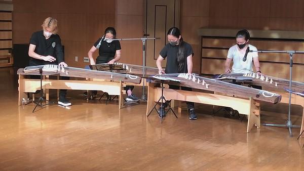 Gr.10 Koto Ensemble - Sakura Fragments Performance 桜フラグメンツ