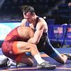 Championship Match<br /> 65 Andrew Alirez Greeley, CO (Unattached) VPO1 Evan Henderson NY (TMWC / Spartan Combat WC), 5-1