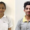 Gone Vibha Rao and B Pranav Reddy win accolades at the Hyderabad District Sprints Athletics Championships