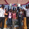 Raasha Reddy Legala wins the Bronze Medal in National Roller-Skating Championship