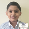 Mohammed Eshan secures AIR 6 in the National Astronomy Challenge