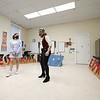 Cabrini Spring Play, Tea Party, Dads' Club Cornhole Tournament.<br /> 4.17.21<br /> Photo: Tyler Kaufman/©2021