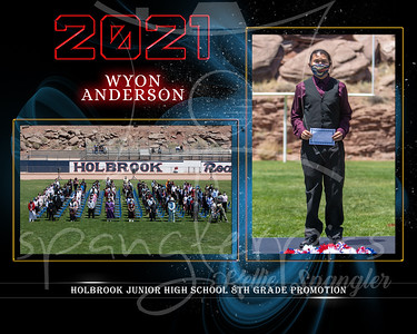 ANDERSON, WYON MM