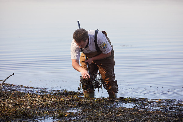 2020 UWL Alumni Eric Leis U S  Fish and Wildlife Biologist 0060