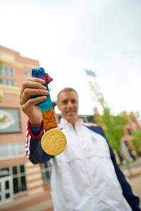 2021 UWL Andrew Rock Olympic Gold Medalist 0075