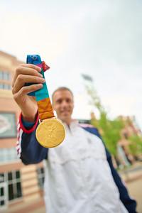 2021 UWL Andrew Rock Olympic Gold Medalist 0070