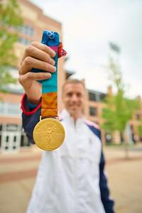 2021 UWL Andrew Rock Olympic Gold Medalist 0042