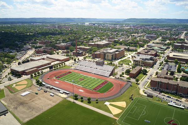 The 2019 WIAA State Track Meet hosted bu UW-La Crosse